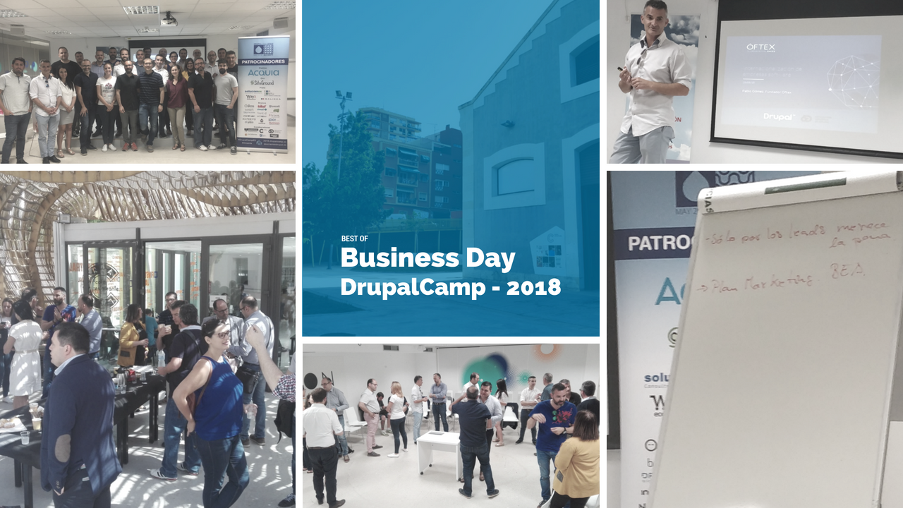 Business Day Drupalcamp 2018